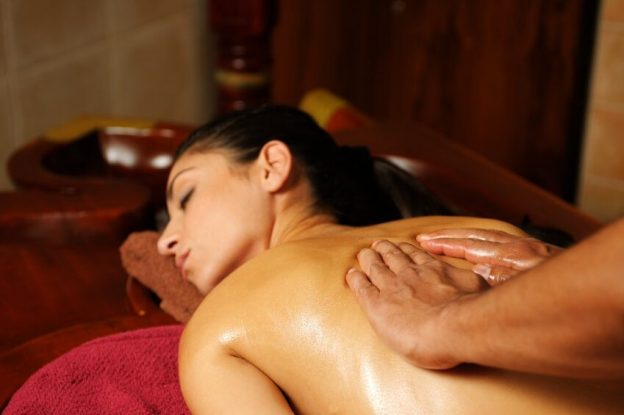 Californian full body massage