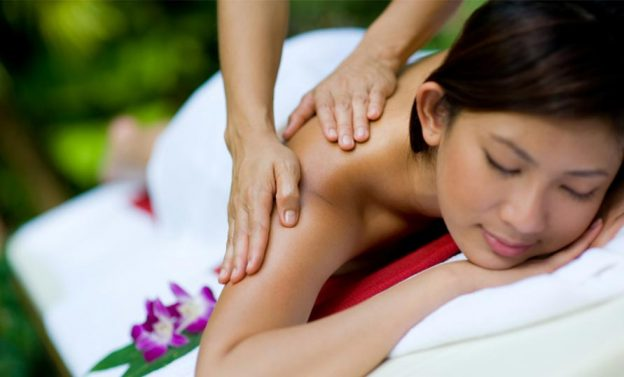 Rebalance massage